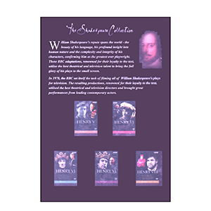 Watch popular classics of Shakespeare-Vol-7 from edmediastore